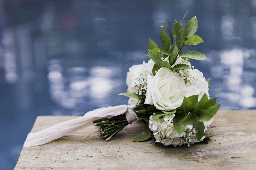 Decoration florale Hanan et JB