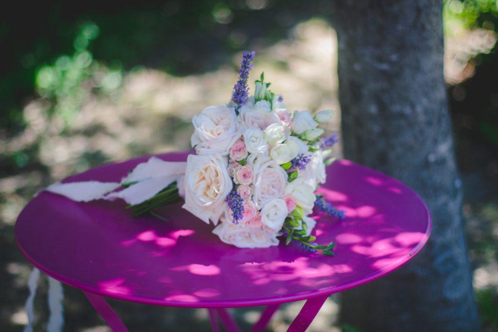 Decoration florale Mathilde Emilien