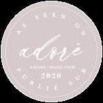Logo du blog Adore